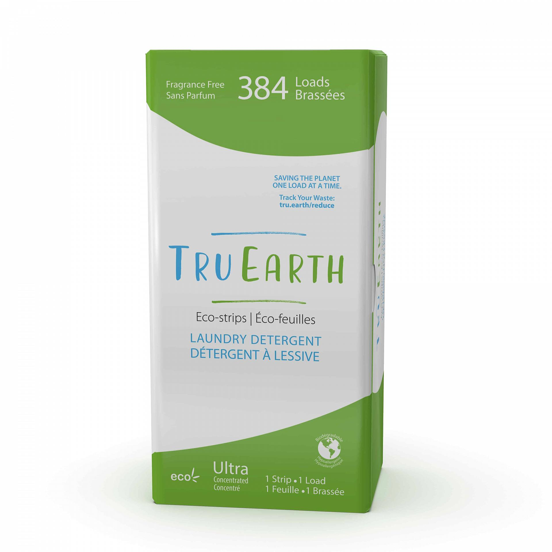 Tru_Earth_Eco_strips_Laundry_Detergent_fragrance_free_384_Loads