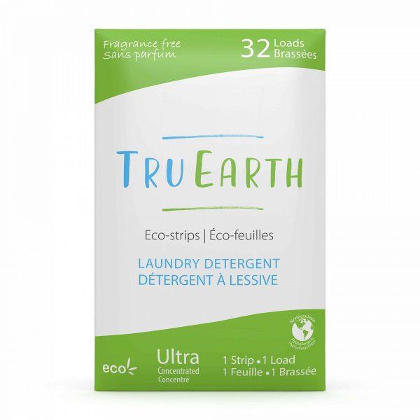 Tru_Earth_Eco_strips_Laundry_Detergent_fragrance_free_32_Loads