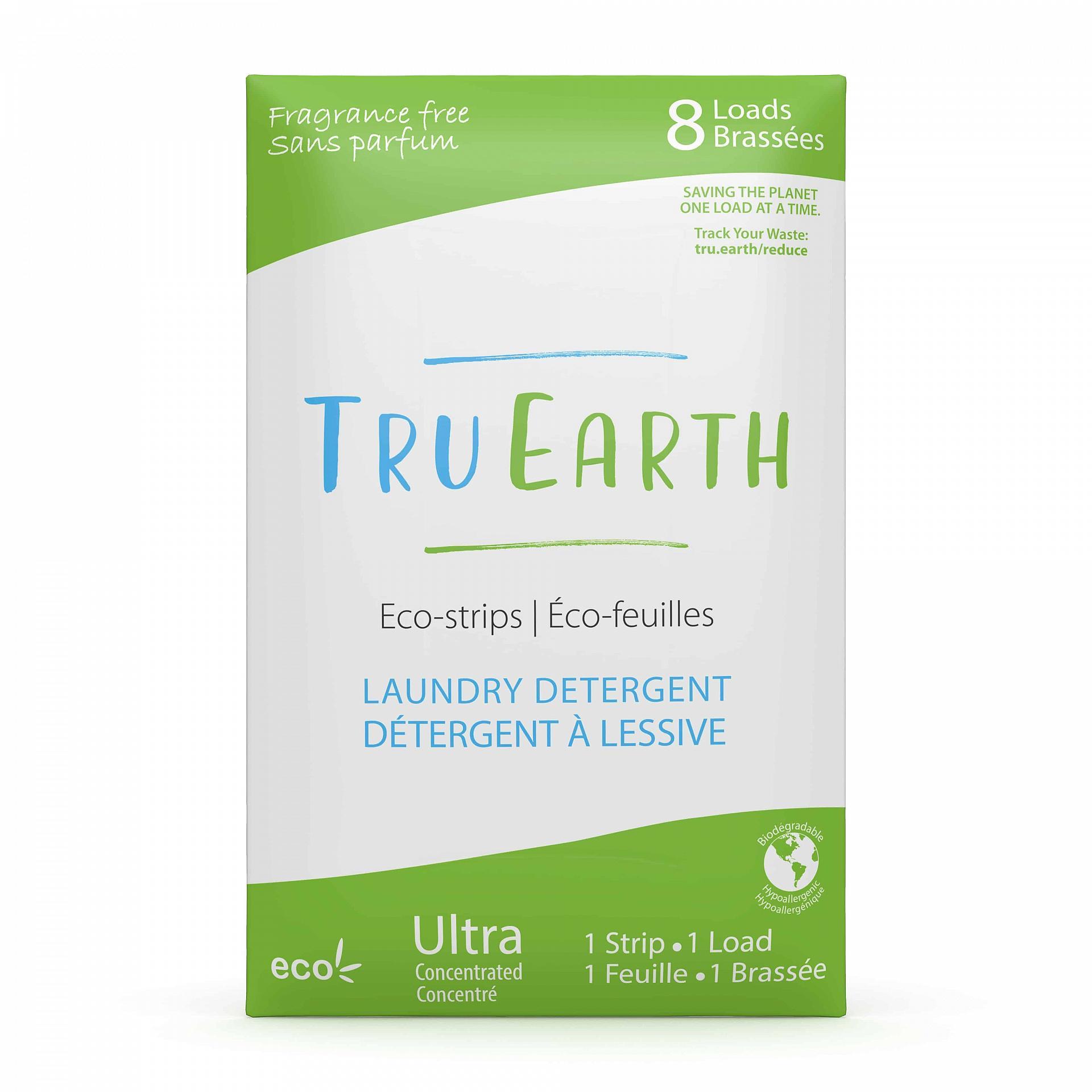 Tru_Earth_Eco_strips_Laundry_Detergent_fragrance_free_8_Loads
